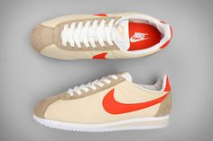Nike Cortez Sneaker - old school and bad ass!
