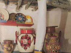 Pottery in Amazigh Counries ( Amazigh world : North Africa )
