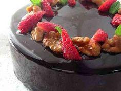 簡単♪チョコレートムースケーキの画像