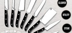 This One Graphic Will Turn You Into A Kitchen Ninja. Very Impressive.