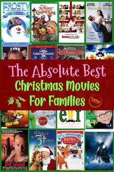 The Absolute Best Christmas Movies For Families