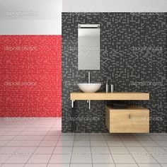 perfect modern tiles bathroom design  Modern Bathroom Tile Design Pictures  ... Check more at http://www.solutionshouse.co.uk/modern-tiles-bathroom-design/