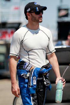 Jimmie Johnson Photo - Michigan International Speedway - Day 1 - (June 14, 2012 - Source: Geoff Burke/Getty Images North America)