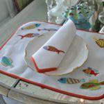 loretta-caponi-fish-napkin-placemat