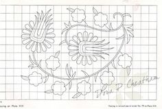 Gallery.ru / Фото #53 - Turkish Embroidery - Dora2012 Cute Embroidery Patterns, Cutwork Embroidery, Butterfly Embroidery, Indian Embroidery, Learn Embroidery, Cross Stitch Embroidery, Embroidery Designs, Palestinian Embroidery, Paisley