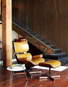 #hermanmiller #eames lounge chair