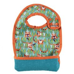 Babero Tiger M - My Little Zoo, baby shop Lunch Time, Lunch Box, Baby Shop, Backpacks, Bags, Shopping, Food Waste, Pockets, Handbags