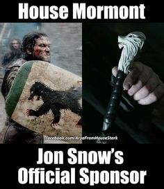 (you guys know that Longclaw has a wolf's head, right? damn memes are getting dumb)