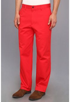 Red Chinos by Dockers. Buy for $45 from Zappos