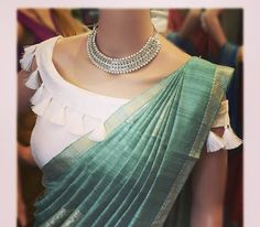 Latest trends in Beauty, Fashion, Indian outfit ideas, Wedding style on your mind? We bring to you hand picked collections for inspiration Indian Blouse Designs, Pattu Saree Blouse Designs, Stylish Blouse Design, Blouse Back Neck Designs, Fancy Blouse Designs, Saree Blouse Patterns, Blouse Designs Wedding, Dress Designs, Blouse For Silk Saree