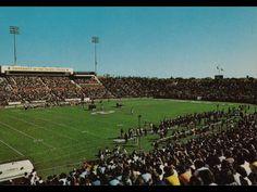 University of the Pacific football stadium, Stockton, CA