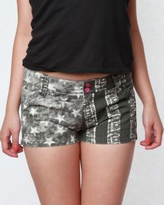 I kiiinda like these. They're probably not the best shorts I've veer seen, but they're pretty cool :)