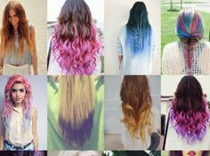 Pick a hair color.