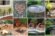 Impressive Stone Decor For Your Garden That You Have To See