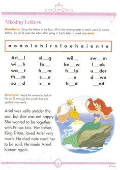 http://disney-stationary.com/disney-learning/worksheets/KT-Ariel-Missing-Letters-Worksheet-5.jpg