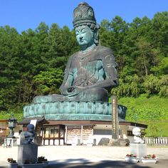 Showa Daibutsu, Aomori City 昭和大仏@青森市
