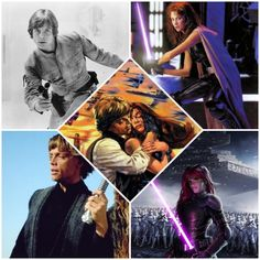 Luke and Mara Thrawn Trilogy, Mara Jade, Jedi Sith, Jedi Knight, Marvel, Luke Skywalker, Star Wars Characters, Hand Illustration, Couples
