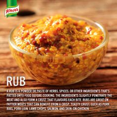 Have you ever tried making your own spice rub?