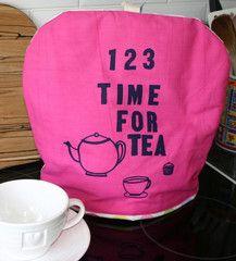 1 2 3 Time for tea. Cosy via Daisy Park