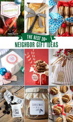 30+ of the best Neighbor Gift Ideas   Confetti Sunshine
