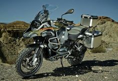 2014 BMW R1200GS Adventure Motorcycle