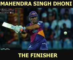 Don't forget MS Dhoni is a champion #RPSvSRH #IPL2017 For more cricket fun click: http://ift.tt/2gY9BIZ - http://ift.tt/1ZZ3e4d