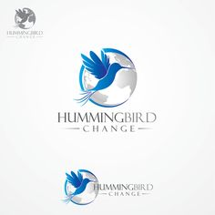 Designs | Create an inspirational hummingbird inspired logo that will represent changing the world | Logo design contest