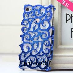 curve hollow case galaxy note3 case iphone 5s case by iphone007, $8.99