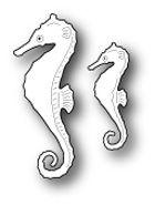 Memorybox Swimming Seahorses (99115)