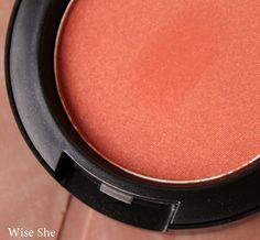 MAC Ambering Rose Sheertone Shimmer Blush Review