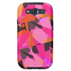 Pink #7 - Phone case Samsung Galaxy S3 Cover