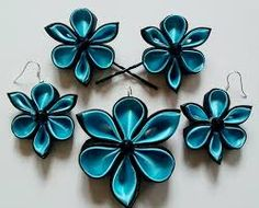 Image result for kanzashi