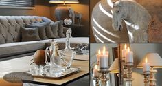 Nicky Goossens / sfeer... Interior Ideas, Candle Sconces, Wall Lights, Living Room, Home Decor, Style, Swag, Appliques, Decoration Home