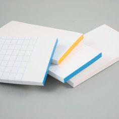 'Le Typographe' mini notebooks