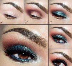 The Best Glitter Makeup Ideas @stylexpert