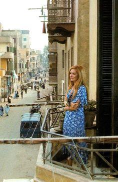 Dalida Egypt - Choubra 1976