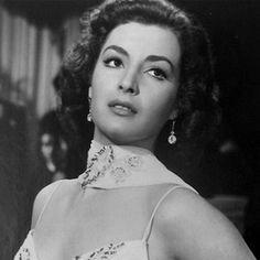 Lilia Michel, actriz mexicana de la época de Oro del cine mexicano, 30 de julio de 1925 - 10 de agosto de 2011