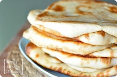 Naan. I want to try and make this