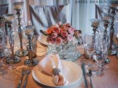feminine glam reception