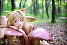 Kogitsune | Natsume Yuujinchou #cosplay #anime