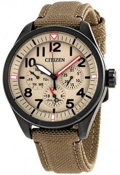 Citizen Eco-Drive Chandler Military Nylon Mens Watch are Citizen Eco, Luxury Watch Brands, Luxury Watches For Men, Audemars Piguet, Casual Watches, Cool Watches, Stylish Watches, Cheap Watches, Elegant Watches