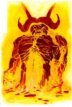 [Let's Read] AD&D 2e Dark Sun Monstrous Compendium Appendix II: Terrors beyond Tyr - Page 29