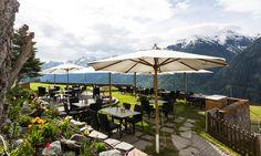 Berg Hotel Meisser in Guarda im Engadin - Urlaub in der Schweiz zum Wohlfühlen: Hotel Meisser Guarda, Engadin
