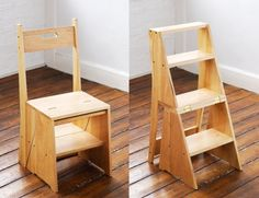 multi functional chair & ladder  #en