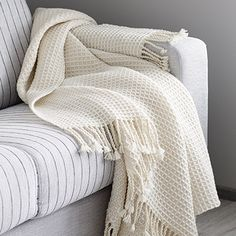 Lankavan ohje: Huurre huopa Weaving Textiles, Projects To Try, Crochet Patterns, Pillows, Villa, Bed, Inspiration, Crocheting, Blankets