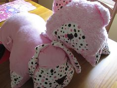 Pillow Buddy / Pillow Pet Free Tutorial