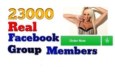 Buy Facebook group members. International Group Members , Real and active Facebook group members added to your group in super fast time. Order now and let our unique robust system add real and acti…