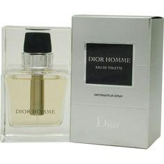 dior homme edt spray 1.7 oz by christian dior