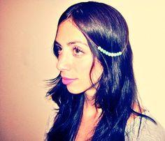 Goddess Chain Headband II by BANJOandBONE on Etsy