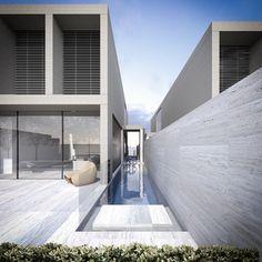 Conrad Architects Toorak Townhouse 06